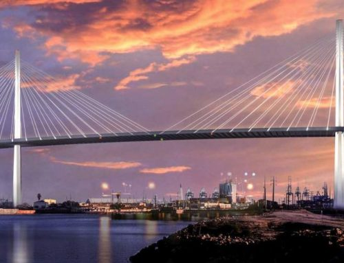 New Gerald Desmond Bridge Will Expedite Goods Movement From Ports