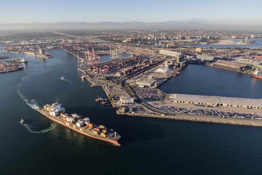 Infrastructure Needs to Keep Pace with Surging Cargo at SoCal Ports