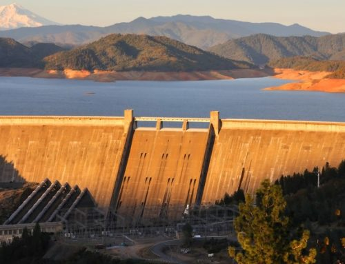 California's Aging Dams Face New Perils, 50 years After Quake Crisis